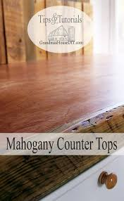 Do It Yourself Wood Floors Wood Working Diy Mahogany Kitchen Counter Tops Out Of Plywood