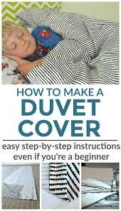 How To Put Duvet Cover Best 25 Duvet Cover Tutorial Ideas On Pinterest Diy Duvets