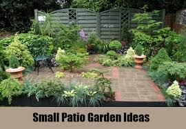 Small Garden Patio Design Ideas Excellent Patio Garden Design Ideas Small Gardens Patio Design 323