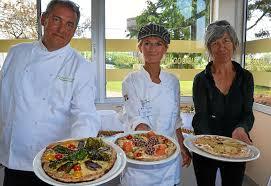 greta formation cuisine le télégramme auray gastronomie un peu d algue dans la pizza