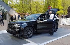 range rover velar black lower trim range rover velar forum