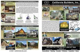 california builders inc intro