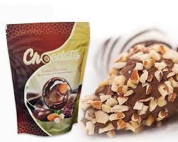 sachet pour biscuit emballage pour chocolat emballage pour barres de chocolat