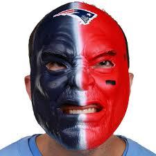 new england patriots fan face mask fanatics com