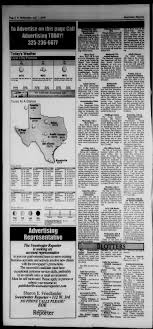 sle resume for newspaper journalist salary reporters notebook sweetwater reporter sweetwater tex vol 111 no 192 ed 1
