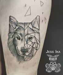 wolf indian tattoos designs loup jessika u2026 pinteres u2026