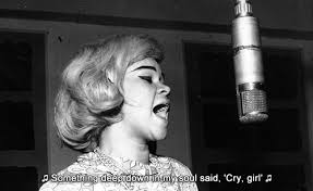 Beyonce Singing I Rather Go Blind But Etta James