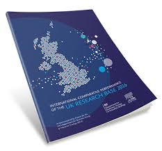 of the uk international comparative performance of the uk research base 2016