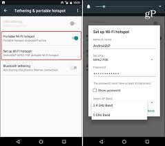 mobile hotspot for android how to turn your android smartphone into a wi fi hotspot