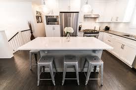 Bi Level Kitchen Designs by Lizzy Write House Tour Kitchen