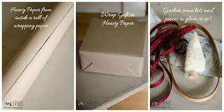 wrapping christmas gifts using unexpected elements sew a fine seam