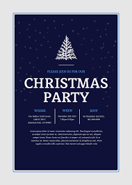 save the date christmas party template 6 free christmas templates