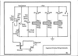 hagström schematics