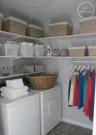 Room Storage 50 Laundry Storage And Organization Ideas Small Laundry Rooms