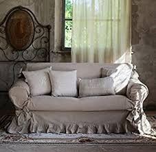 Shabby Chic Couch Covers by Vintage Shabby Chic Farmhouse Couch Covers Sofa Protector Sofa