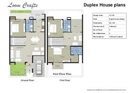 ground floor first floor home plan loom crafts home plans compressed