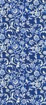 designers guild alexandria wallpaper roseus in cobalt available