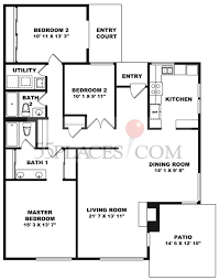 tahoe floorplan 1542 sq ft rossmoor 55places com
