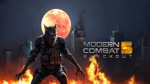 modern combat 5 blackout halloween update i youtube