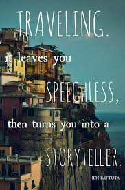 60 Inspirational Travel Quotes with stunning World