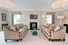 build a living room new build in hadley wood modern living room london by