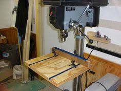 Diy Drill Press Table by Diy Drill Press Table Drill Press Tips Jigs And Fixtures