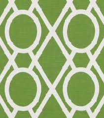 home decor print fabric robert allen lattice bamboo leaf joann
