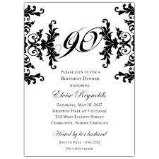 old 90th birthday invitations ideas u2014 all invitations ideas
