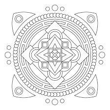 125 mandalas images coloring books mandala