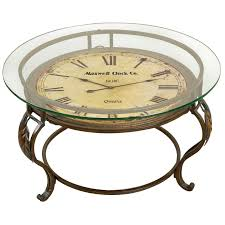 Creative Coffee Table by Epic Clock Coffee Table Interesting Coffee Table Design Ideas With