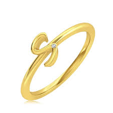 s ring buy letter s ring online at best prices in india rockrush