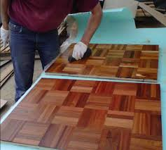 can a tired lacquered floor be waxed with your products