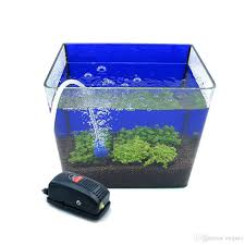 2017 mini aquarium air oxygen pump for fish tank super silent 3w