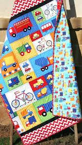 toddler boy quilt patterns woodland mountain adventure baby quilt