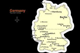New Mexico Cities Map German Cities Map Best Places To Visit In Germany