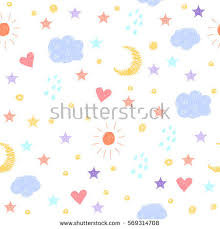 Design Patterns For Cards Flat Cosmetic Card Template Bright Cosmetic Stock Vector 340760363