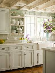 Green And White Kitchen Cabinets Best 25 Green Country Kitchen Ideas On Pinterest Country
