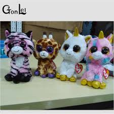 aliexpress buy gonlei ty beanie boos kids plush toys big
