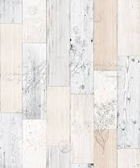 nuwallpaper nu1647 beachwood peel and stick wallpaper amazon com
