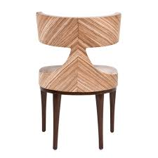oscar dining chair contemporary transitional dining chairs