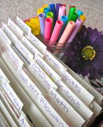 orginized stickers organized