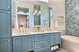 shaker bathroom vanity cabinets blue shaker dual vanity white