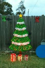 Hard Plastic Christmas Decorations Outdoors Christmas Yard Art Christmas Decoration Yard Art By Samthecrafter
