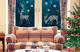christmas window decorations christmas window décorations for every taste pocket home