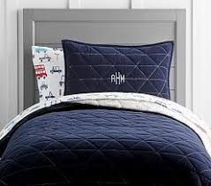 Pottery Barn Comforters Boys Quilts U0026 Comforters Pottery Barn Kids