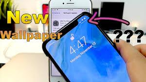 apple update wallpaper ios 11 2 developers beta 3 new wallpaper control center toggles