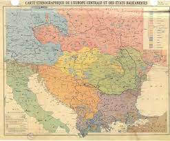 Breslau Germany Map by Ethnic Composition Of The Northern Part Of The Balkans In 1880