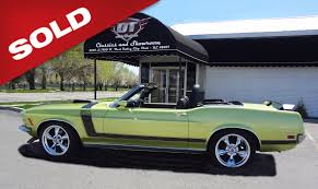 1970 Black Mustang 1970 Ford Mustang Convertable Boss 302 Tribute Dt Auto Brokers