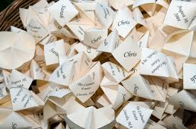 cootie catcher wedding program template our wedding cootie catcher programs a handcrafted