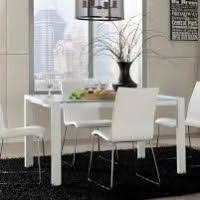 modern white dining table set insurserviceonline com